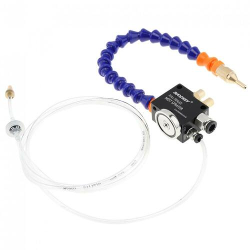 30cm Mist Coolant Lubrication Spray System with Adsorbable Magnetic Base /& Tube