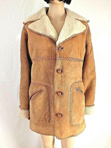 Vintage_North Beach Leather_Mexico_Coat_Jacket_Sue
