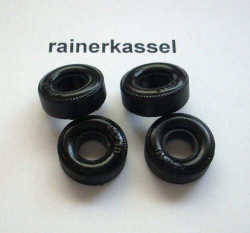Prefo Autorennbahn Repro Reifen 2 Paar 23 x10 mm