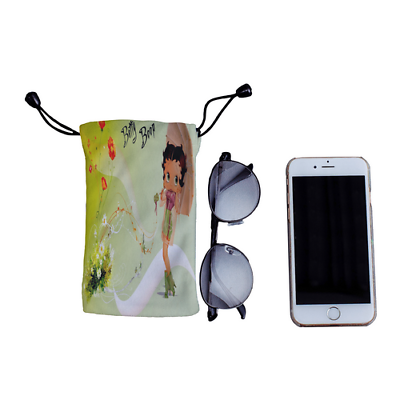Betty Boop Sunglasses with Matching Case//Pouch