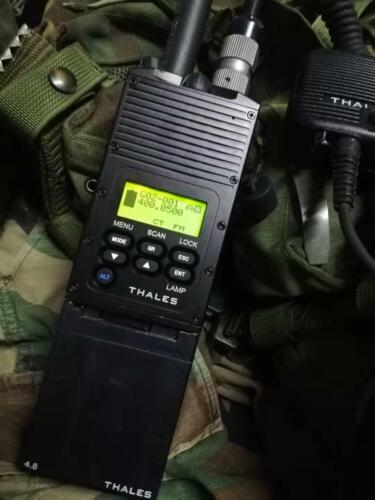 6 PINS MILITARY THALES AN//PRC-148 PRC148 PRC-152 TWO WAY RADIO