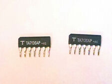 "TA7140P  /""Original/"" Toshiba  7P SIP IC  2  pcs"