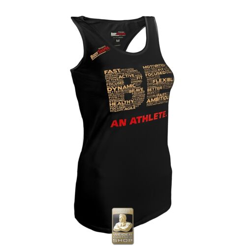 Weider Be an Athlete Tank-Top Women schwarz