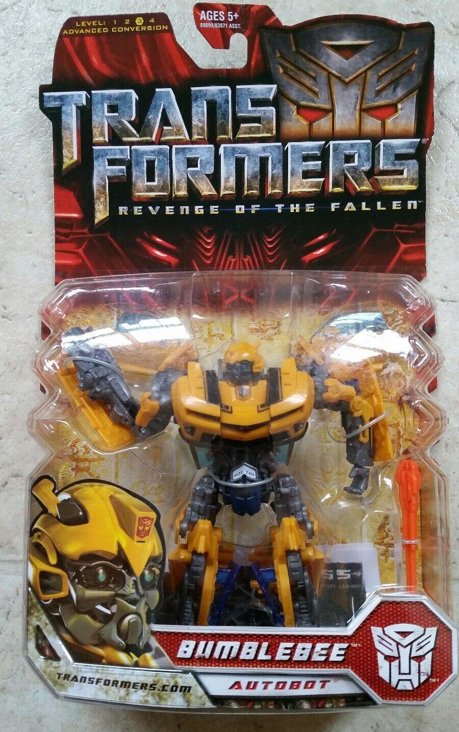 Hasbro Transformers la venganza de los caídos Bumblebee