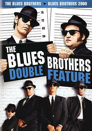 The Blues Brothers Double Feature  New