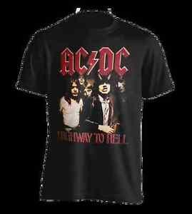 AC-DC-034-Highway-to-Hell-034-Retro-Print-T-Shirt-105940