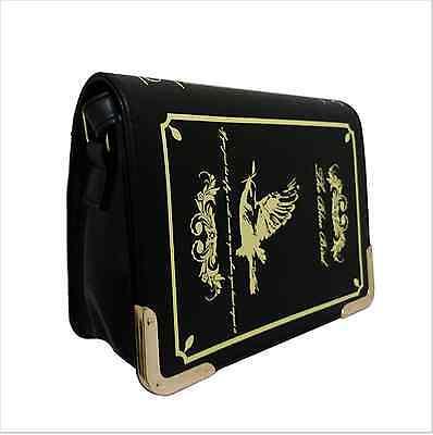 Book shaped lolita gothic bag  messenger bags shoulder crossbody Vintage bag