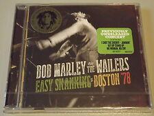 Bob Marley Easy Skanking in Boston 78 70th Anniversary Sealed