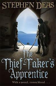 The-Thief-Taker-039-s-Apprentice-by-Stephen-Deas-Paperback-New-Book