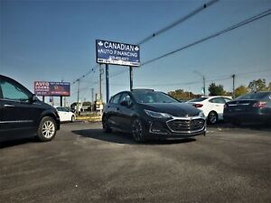 2019 Chevrolet Cruze | HEATED SEATS | CAM | ALL CREDIT ACCEPTED |