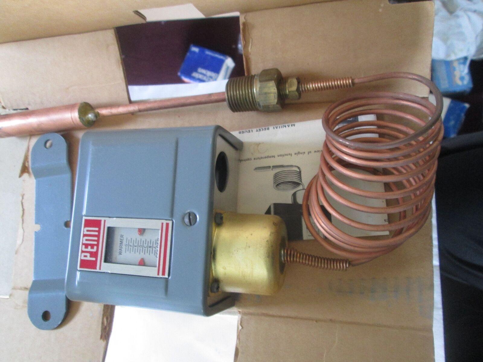 PENN TEMPERATURE CONTROL A70CA- Special  New in box