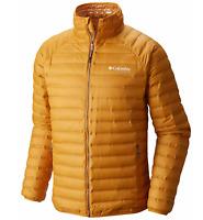 Columbia Mens Compactor Down Jacket M-l-xl-xxl Warm Packable Winter Coat Wm5482