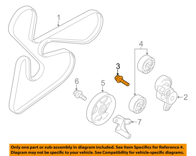 2011 mitsubishi outlander sport engine diagram wiring diagram Suspension Parts Diagram for Mitsubishi Raider genuine mitsubishi outlander sport tensioner bolt mf911348 ebay 2003 mitsubishi outlander problems 2011 mitsubishi outlander sport engine diagram