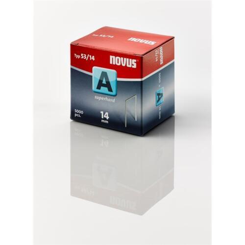 Novus 042-0520 pince a 53 14mm 5000st Chemise