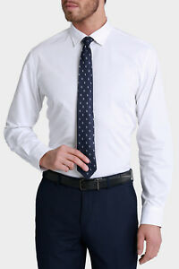 NEW-Industrie-Business-Shirt-White
