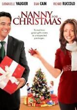 A Nanny For Christmas DVD