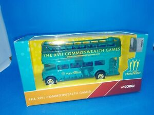 Route-Master-Bus-By-Corgi-To-Commemorate-2002-Commonwealth-Games
