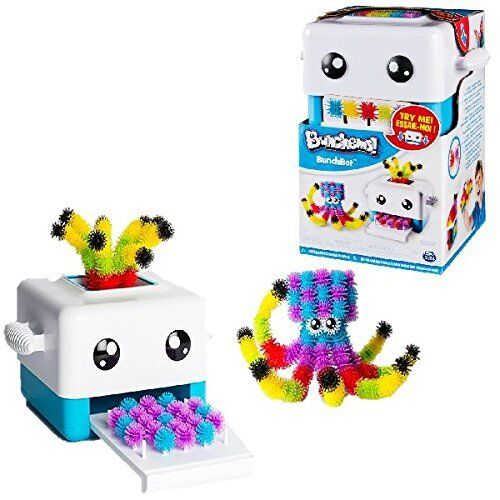 Bunchems Bunchbot Craft Kit  Kids Creative Toy FREE P&P