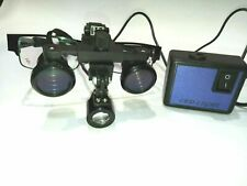 Dental Loupe 35x Led Rechargeable