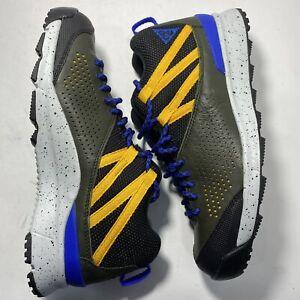 NEW-NIKE-ACG-Okwahn-II-Mens-Hiking-Trail-Shoes-Sequoia-Blue-SZ-7-5R
