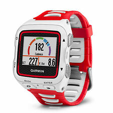 Garmin Forerunner 920XT Multisport Fitness Watch Bundle with HRM White Red