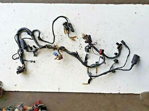 SUZUKI-GSX-750-1981-MODEL-WIRING-LOOM-HARNESS-MOTORCYCLE-RESTORER