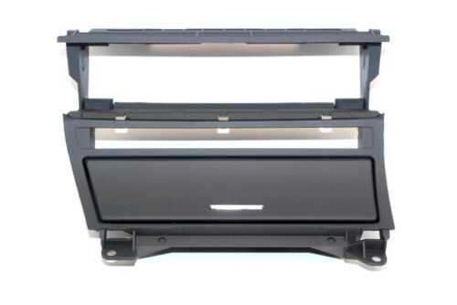 BMW E46 NEW Storage Tray Dash Carrier Center Console Trim w// Navigation M3 #408