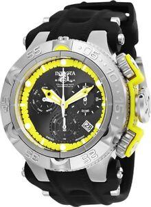 Details about 25350 Invicta Subaqua Noma V Swiss Quartz Chrono Men's 50mm Silicone Strap Watch