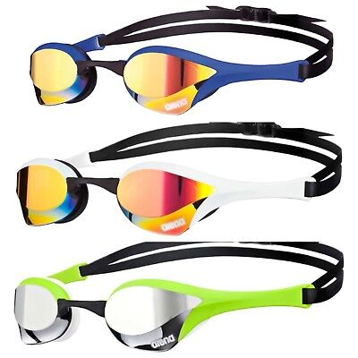 Cobra Ultra Mirror.Arena Cobra Ultra Mirrored Swimming Goggles One Size Fast Shipping Ebay
