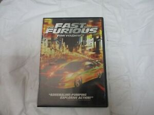 The Fast and the Furious: Tokyo Drift (DVD, 2009, 2-Disc Set, Limited Edition)