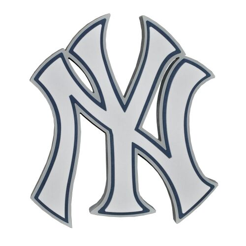 New York Yankees 3D Foam Sign