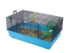 Lixit Animal Care Savic Mickey 2 Mice and Swarf Hamster Cage, X-Large, New, Free