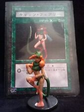YUGIOH Dungeon Dice Monsters DDM -  Japanese  NEKOGAL #1  figure & card lot