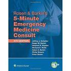 Rosen & Barkin's 5-Minute Emergency Medicine Consult: 10-Day Enhanced by Lippincott Williams and Wilkins (Hardback, 2014)