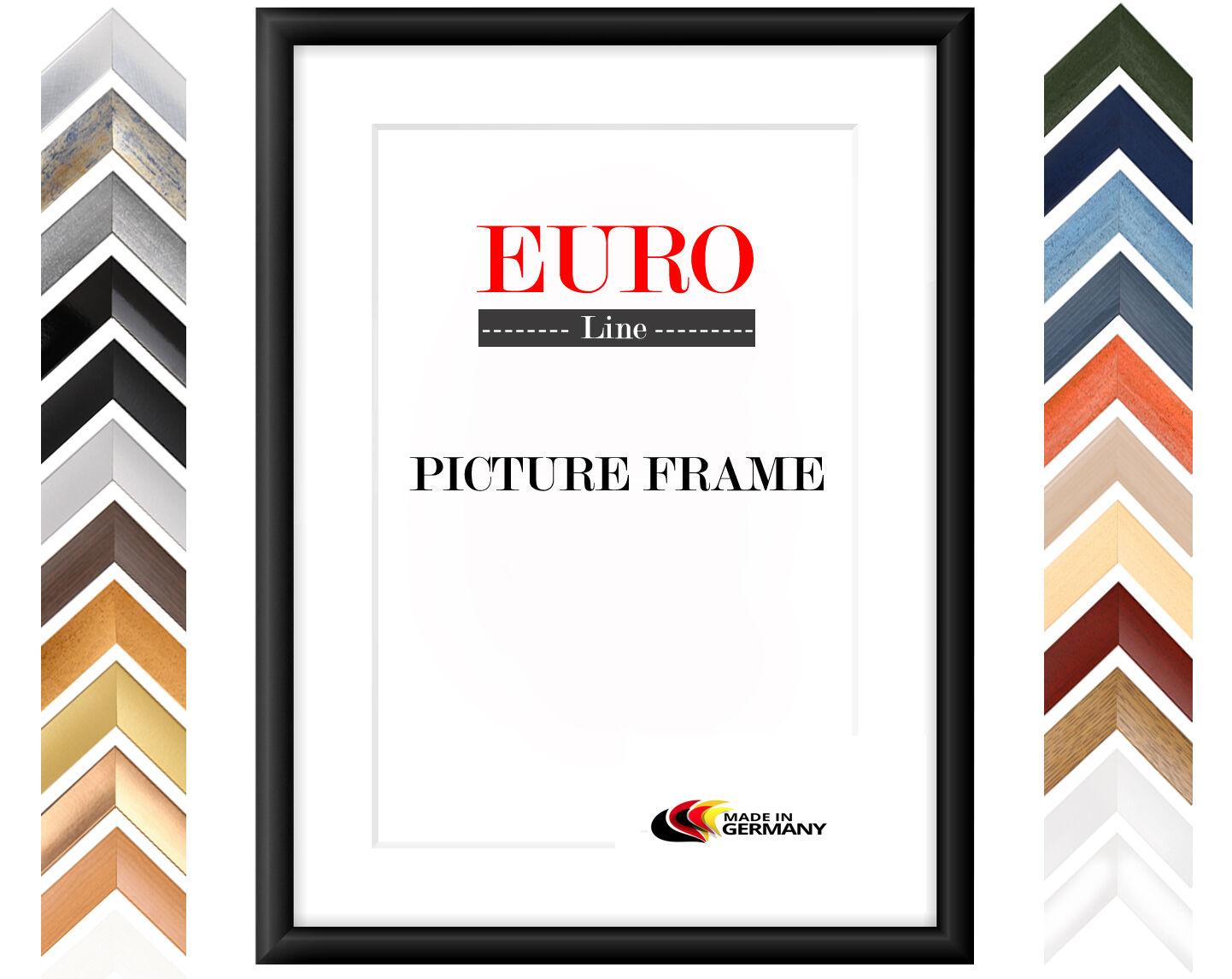 EUROLINE35 Bilderrahmen 95x127 oder 127x95 cm mit entspiegeltem Acrylglas