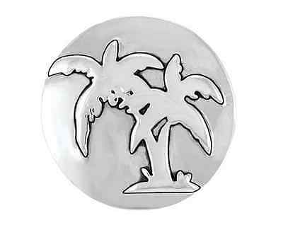 GINGER SNAPS™  PALM TREES- Jewelry - BUY 4, GET 5TH $6.95 SNAP FREE
