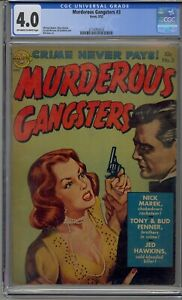 MURDEROUS-GANGSTERS-3-CGC-4-0-GOLDEN-AGE-CRIME-COMIC-ONLY-2-ON-CENSUS