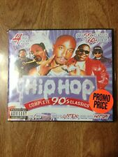 Hip Hop 90s Videos 3CD DVD Tupac 2pac Eazy E Nate Snoop Dogg Bone Thugs Ice Cube