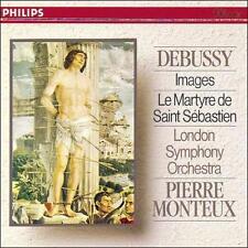 Debussy: Images / Le Martyre De Saint Sebastian, Good Music