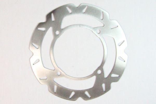 para Honda-hm (ITALIA) Cre 250 97>01 EBC CX Extremo acero sólido disco trasero