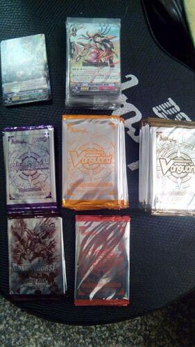 Cardfight Vanguard Various Sealed Promo Packs vol.11, 13, 14