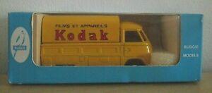 Budgie Toy - VW Pick Up / Canopy KODAK - Original boxed model (ODD128)