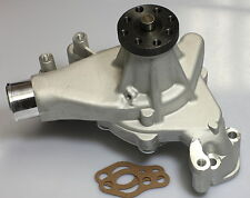 SBC CHEVY LONG WATER PUMP WITH ALUMINUM IMPELLER 8012-S