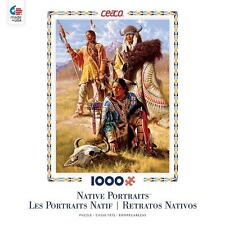 CEACO NATIVE PORTRAITS PUZZLE VISION SEEKERS ALFREDO RODRIGUEZ #3353-10
