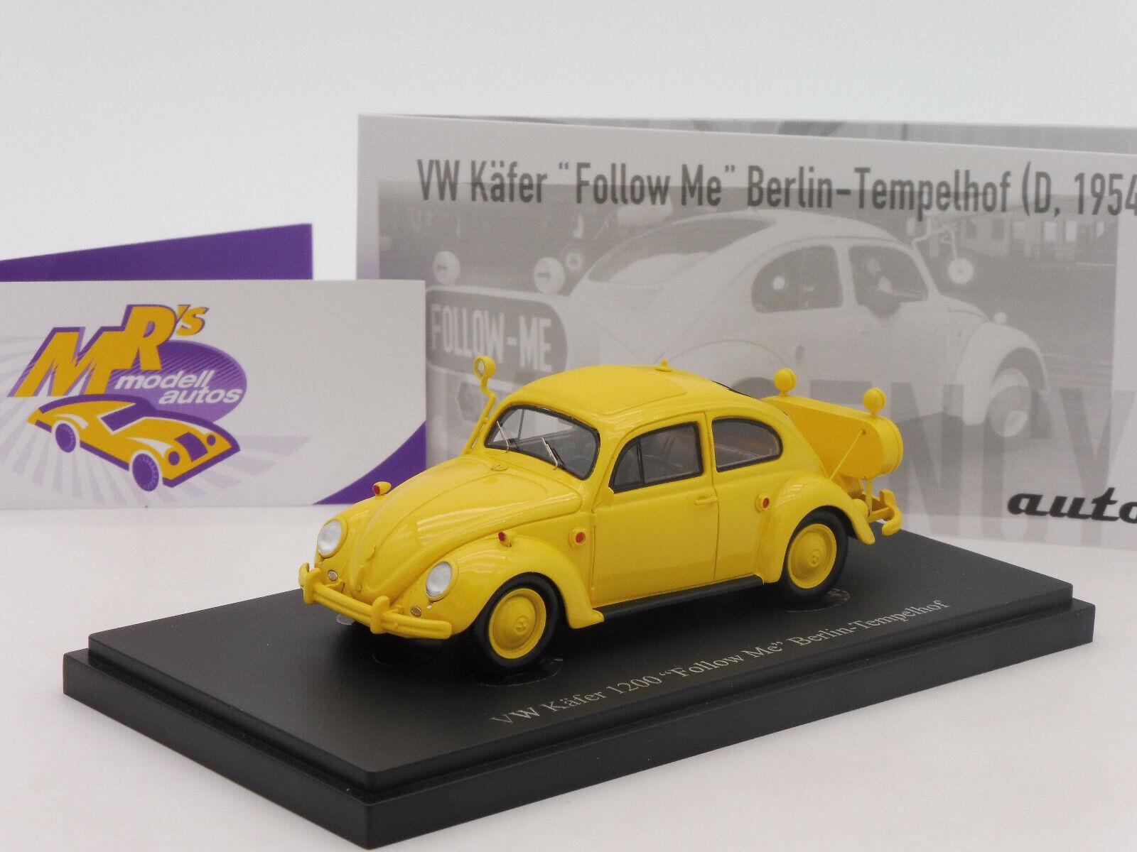 Autocult 12007 # VW Maggiolino 1200 anno 1954