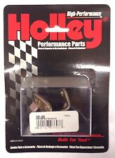 Holley 20-35 TRANSMISSION KICKDOWN LINKAGE ADAPTER 4165/4175 Holley carbs