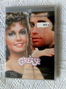 GREASE-JOHN-TRAVOLTA-DVD-R-4-NEW-AND-SEALED-FREE-SHIPPING-WITHIN-AUSTRALIA