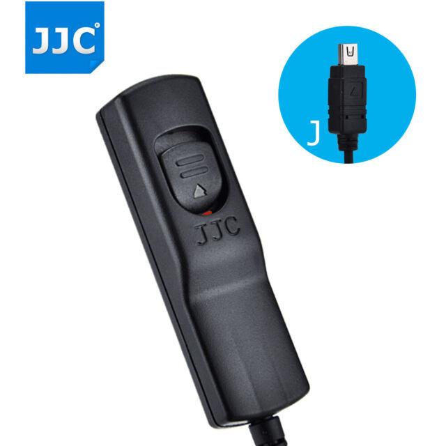 RM-UC1 Disparador Remoto Control De Cable Para Olympus OM-E-M10 E-M1 E-M5 PL7 D