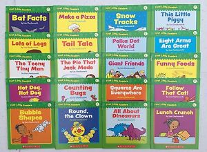 First-Little-Readers-Lot-20-Level-C-Childrens-Learn-to-Read-Leveled-Books
