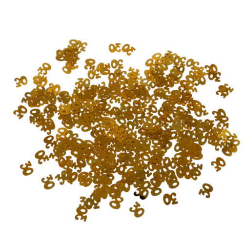 Glitter 30th Birthday Table Confetti Sprinkles Scatter Hen Night Party Decor